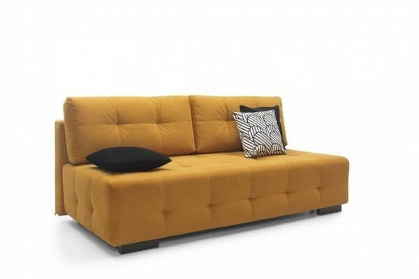 Mała sofa do salonu